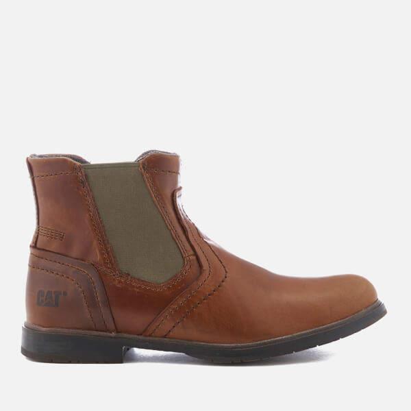 Caterpillar Men's Armitage Chelsea Boots - Brown Sugar