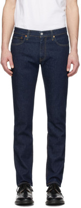 Levi's Levis Navy 511 Slim-Fit Jeans