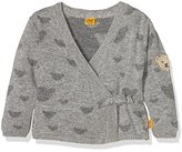 Steiff Girl's Strickjacke 1/1 Arm Cardigan - Multicoloured - 6-9 Months