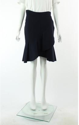 Alexander McQueen Navy Skirt for Women