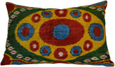 Orientalist Home Wynn 16x24 Silk Pillow, Multi