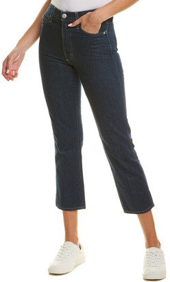 Amo Lover Boy Indie Blue High-Rise Relaxed Straight Leg Jean