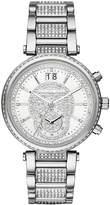 MICHAEL Michael Kors 39mm Sawyer Glitz Chronograph Watch
