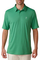 Adidas Ashworth EZ Tech 2 Interlock Solid Golf Shirt