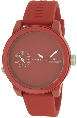 Tommy Hilfiger Men's Denim Sport Watch, 43mm