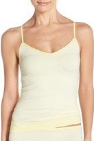 Nordstrom Stripe Two-Way Seamless Camisole