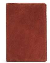 Want Les Essentiels Pearson Suede Passport Holder