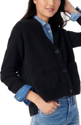 J.Crew Crop Cardigan Sweater