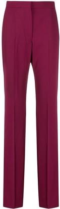 Stella McCartney Split-Hem Tailored Trousers