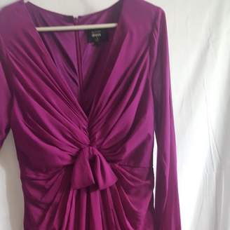 Jill Stuart Purple Silk Dresses