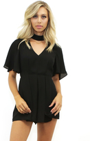West Coast Wardrobe Raven Romper in Black