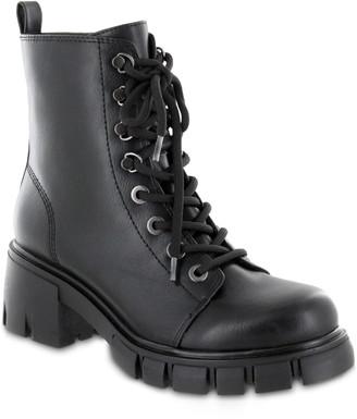 Mia Mila Combat Boot