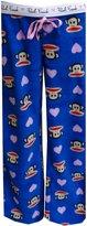 Paul Frank Classic Julius Blue Plush Lounge Pants for women