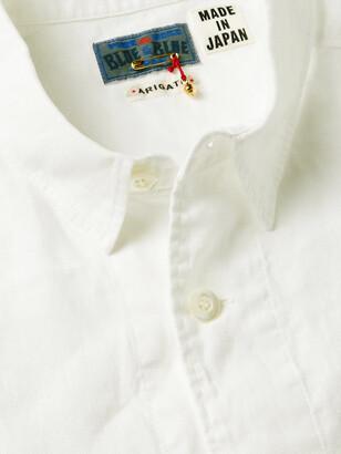Blue Blue Japan Linen Shirt
