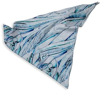 Robert Graham Abstract Scarf Face Mask