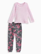 Splendid Little Girl Allover Printed Pant Set