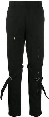 Ambush buckle detail trousers