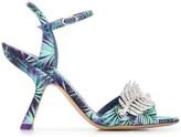 Nicholas Kirkwood Monstera sandals