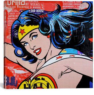 iCanvas icanvasart Wonder Woman I