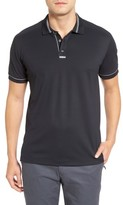 Bobby Jones Men's Tech Pique Golf Polo
