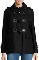 MICHAEL Michael Kors Wool-Blend Toggle Coat