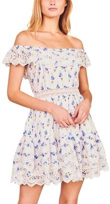 LoveShackFancy Denver Dress