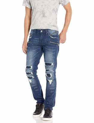 Rock Revival Men's Vaclars 203 Skinny Leg Jean