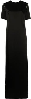 David Koma Crystal-Embellished Maxi Dress
