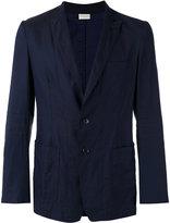 Dries Van Noten single breasted formal blazer