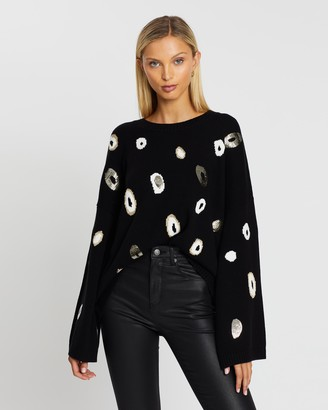Sass & Bide Don't Change Your Spots Knit