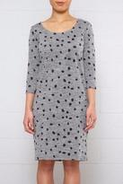 Ichi Tee Dot Dress