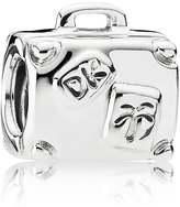 Pandora Silver Suitcase Charm 790362