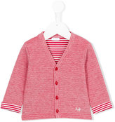Il Gufo V-neck cardigan - kids - Cotton/Polyamide - 12 mth