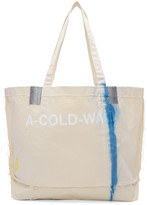 A-Cold-Wall* Beige Industrial Cement Bag
