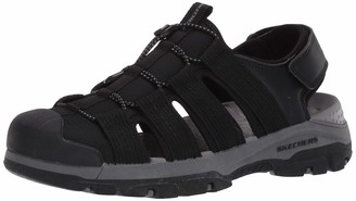 Skechers Men's Tresmen-Reven Outdoor Sandal Fisherman