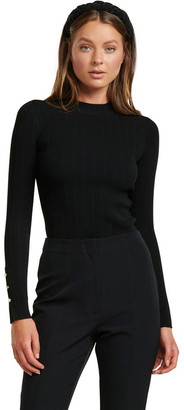 Forever New Polly Rib Layering Jumper