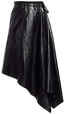 Proenza Schouler Women's Drawstring Midi Skirt