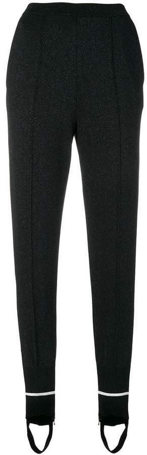 Aviu slim-fit trousers