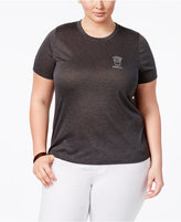 Mighty Fine Trendy Plus Size Espresso Yourself Graphic T-Shirt