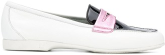 Fratelli Rossetti Colour Block 20mm Loafers