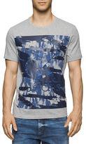 Calvin Klein Jeans Graphic Print Logo Tee