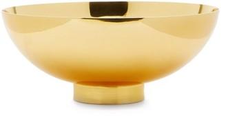 AERIN Sintra Large Metallic Bowl - Gold