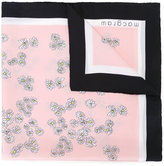 Macgraw printed scarf
