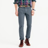 J.Crew 770 straight jean in garment-dyed American denim