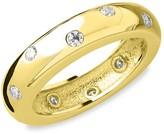 Sterling Forever 14K Gold Vermeil Sterling Silver & Crystal Etoile Ring