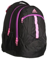 adidas Hickory Backpack (Black/Ultra Pop/Ultra Purple) - Bags and Luggage