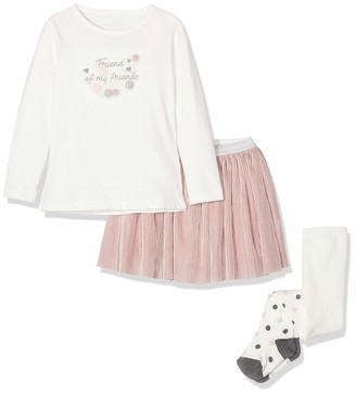 Losan Girl's 926-8008aa Clothing Set