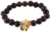 Loree Rodkin bead diamond Hamsa bracelet