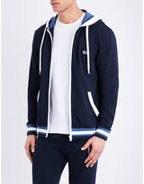 HUGO BOSS Jack cotton-jersey hoody