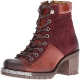 Fly London Women's Leal689fly Combat Boot